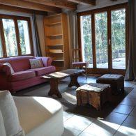 Chalet Aux Moulins##Charmant chalet de 2 appartements lové dans la nature