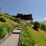 Chalet Roc du Rhône ## magnifique chalet de 5,5 vue extraordinaire sur les montagnes