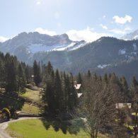 Terrain avec magnifique vue ## aux Chemin des Pareys