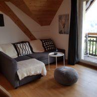 Beau-Séjour ## Joli studio en duplex